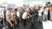 Menhan Resmikan Pusdiklat Bela Negara di Bogor