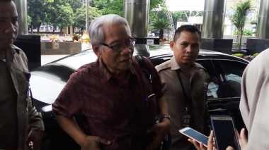 Cari Pengganti Patrialis Akbar, Pansel Hakim MK Datangi KPK