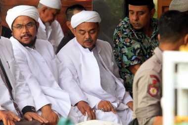 Pengacara GNPF-MUI Klaim Habib Rizieq Ikut Sambut Raja Salman di Istiqlal