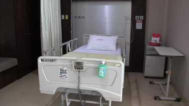 RAJA SALMAN: Selama di Bogor, RS PMI Siagakan Ruang VVIP