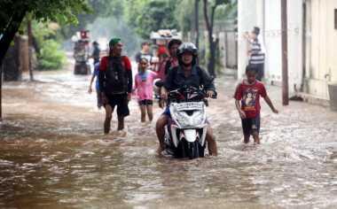 Hari Ini, Sejumlah Daerah di Jakarta Berpotensi Diterjang Banjir