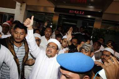 SIDANG AHOK: Kesaksian Habib Rizieq Bikin Kubu Ahok Terdiam