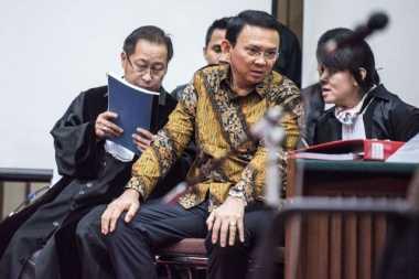 SIDANG AHOK: Pengacara Tak Ajukan Pertanyaan, Saksi Ahli: Saya Lebih Pintar