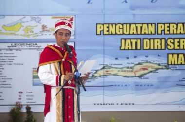 Hina Presiden Pakai Baju Adat Maluku, Pemilik Akun Indrisantika Dipolisikan