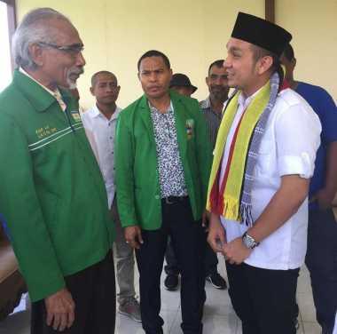 Legenda Politik Timor Leste Beri Petuah kepada Pemuda Perindo