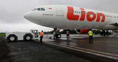 Cuaca Memburuk, Dua Pesawat Lion Air Batal Mendarat