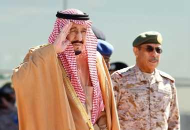 Ini Kehebohan Raja Salman saat Liburan