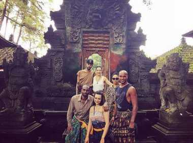 Raja Salman Belum di Indonesia, Pangeran Arab Ini Sudah Injakkan Kaki di Bali