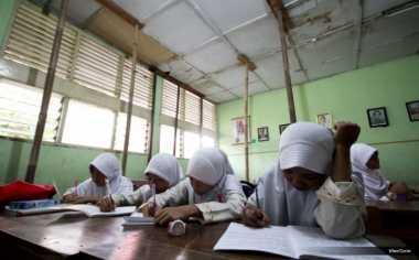Duh, Ribuan Ruang Kelas SD & SMP di Jember Rusak