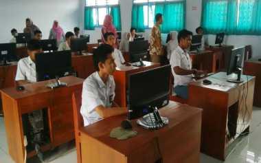 900 Sekolah di Sumut Bakal Ikuti UN Berbasis Komputer