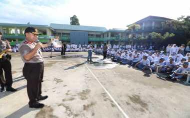 Pelajar Rawan Terlibat Narkoba, Polisi Turun ke Sekolah
