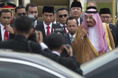 RAJA SALMAN: Kedatangan Raja Arab Titik Tolak Hubungan Indonesia-Arab Saudi