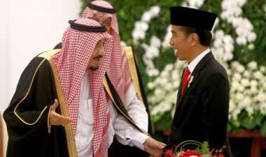 RAJA SALMAN: Hubungan Indonesia-Arab Saudi Dipersatukan oleh Islam