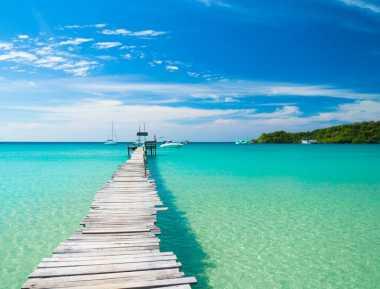 TOP TRAVEL: Pantai Cantik yang Belum Banyak Diketahui Orang di Indonesia