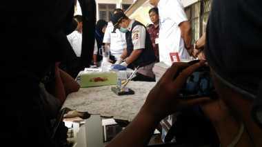 BNN Musnahkan 1 Kg Sabu & 588 Pil Ekstasi