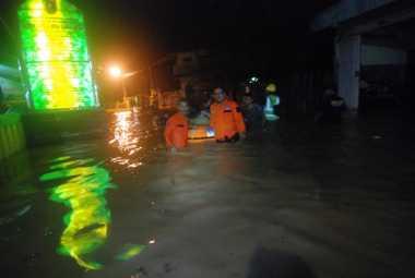 Duh! Banjir di Jombang Meluas hingga Merendam 12 Desa