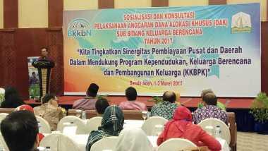 BKKBN Fokus Perkuat Peran Kampung KB di Seluruh Indonesia