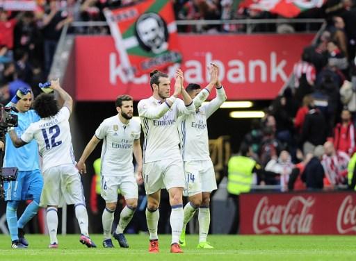 Tekuk Bilbao 2-1, Real Madrid Kian Kukuh di Puncak Klasemen La Liga