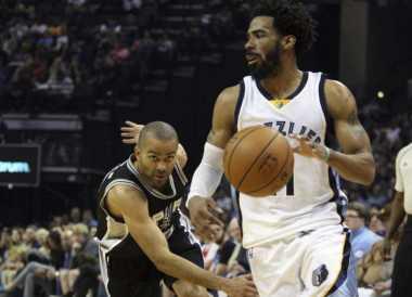Grizzlies Hadirkan Kekalahan Beruntun bagi Spurs