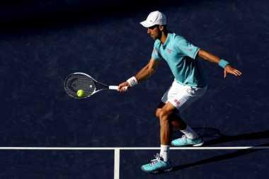 Setelah Andy Murray, Novak Djokovic Mundur dari Miami Open 2017