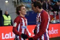 Atletico Madrid Hancurkan Sevilla di Vicente Calderon