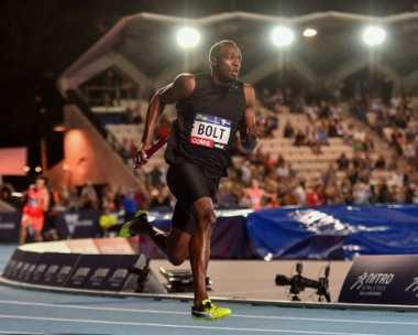 Sport Time: Lima Sprinter Tercepat di Dunia