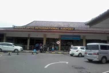 Hujan Deras Melanda Yogyakarta, Bandara Adisutjipto Sempat Ditutup 1,5 Jam