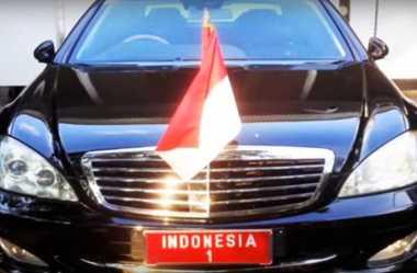 Kembalikan Mobil Dinas RI 1, SBY Dapat Jatah Sedan Mewah