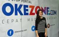Keindahan Wisata Indonesia, di Mata Pevita Pearce