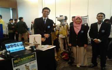 Masih Mahasiswa IPB Ciptakan Mesin Pengebor Tanah