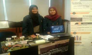 Mahasiswa Unhas Manfaatkan Bambu untuk Ciptakan Souveir