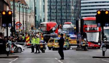 Inggris Tetapkan Serangan di Gedung Parlemen sebagai 'Aksi Teror'