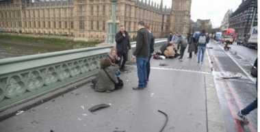 Lima WN Korsel dan Tiga Siswa Asal Prancis Terluka dalam Serangan di Gedung Parlemen Inggris