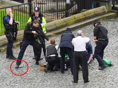 Pelaku Serangan Teror di Gedung Parlemen Inggris Tewas