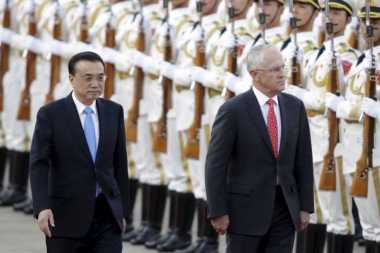 China-Australia Diskusikan Serangan Teror di London