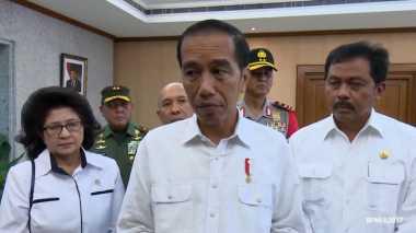 Jokowi Mengutuk Keras Serangan Teror di London