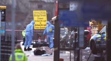 Polisi Rilis Nama Tersangka Serangan Teror London yang Tewas