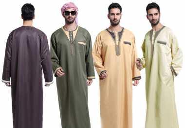 Barli Asmara dan Dian Pelangi akan Berkolarasi Membuat Busana Muslim Pria
