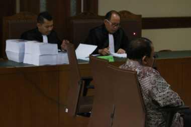 Korupsi Proyek Kementerian PUPR, Amran Mustary Dituntut 9 Tahun Bui
