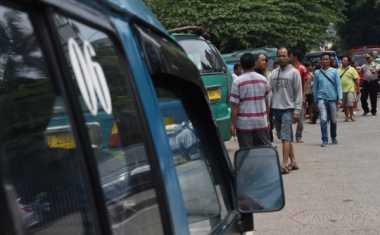 Angkot di Bogor Mulai Beroperasi, tapi Jumlahnya...