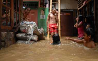 Hujan Sejak Dini Hari, Ini Titik Banjir di Jakbar dan Jaktim