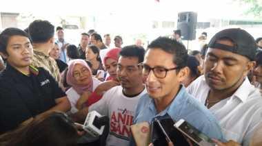 TOP NEWS (6): Programnya Ditiru Pemprov DKI, Sandiaga: Alhamdulillah