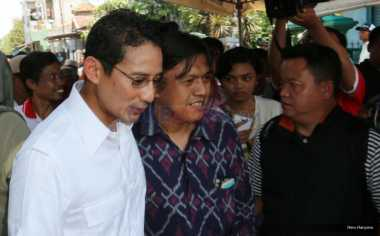TOP NEWS (8): Diterpa Kampanye Hitam, Sandiaga: Harus Sabar, Tawakal & Tetap Berdoa