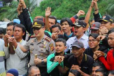 Pasca-Bentrok Ojek Online dengan Sopir Angkot, Kota Bogor Terapkan Pengamanan VVIP
