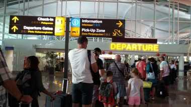 324 Penerbangan Tak Beroperasi di Bali Selama Nyepi