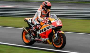Jelang MotoGP 2017, Marquez Puji Persiapan Honda