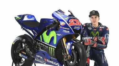 Jalani Debut Bersama Yamaha di MotoGP 2017, Meregalli Yakin Vinales Raih Hasil Baik