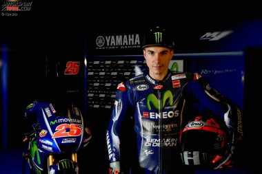 Team Director Yamaha: Kami Beruntung Bisa Mendapatkan Maverick Vinales