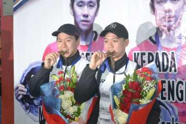 Raih Gelar Juara All England 2017, Penampilan Kevin Dipuji Dua Legenda Bulu Tangkis Indonesia