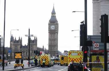 Pasca-Teror, Kawasan Atraksi Wisata Gedung Parlemen di London Tutup